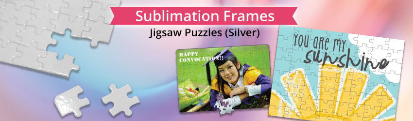 Jigsaw Puzzles (Silver)