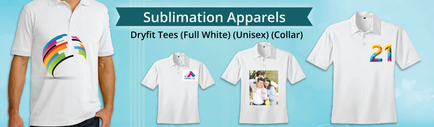 <p>Supply T-shirts for sublimation printing especially Dryfit T-shirt made in microfibre or polyester materials. Call Malaysia T-shirt supplier for blank T-shirt.</p>
