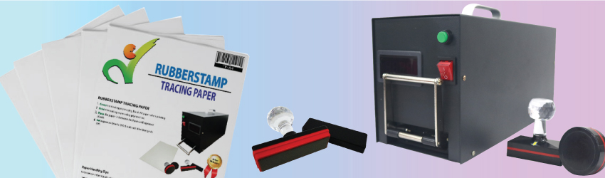 Rubber Stamp Paper Consumables