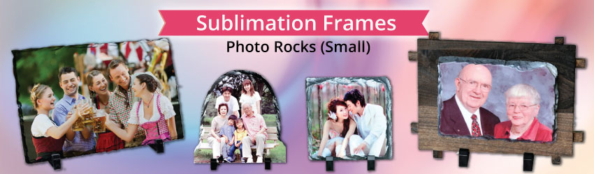 Sublimation Photo Rock or Sublimation Photo slate is one kind of polished natural Metamorphic Rocks, specially designed for sublimation photo printing. Buy now.