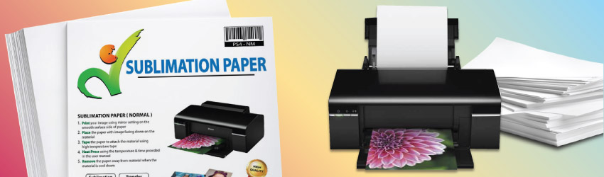 <p>Sublimation paper is playing a critical role in the final output quality of your sublimated products. Get yours from Malaysia Top Brand Award company - DIY now.</p>