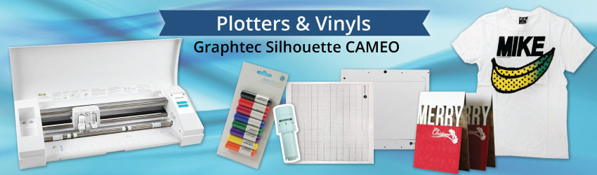 Supply full range of cutting plotters or vinyl cutters with low cost and high performance, it work with Artcut, RoboMaster and other sign making software.